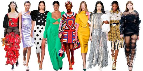 Fashion Week Trends 3 by 2018 Trend Report S Comprehensive Guide
