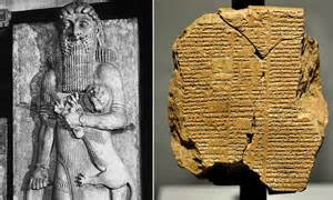 The Epic Of Gilgamesh the epic of gilgamesh revised as 2 6k clay tablet adds a