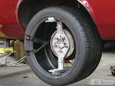 wheel fit tool rental