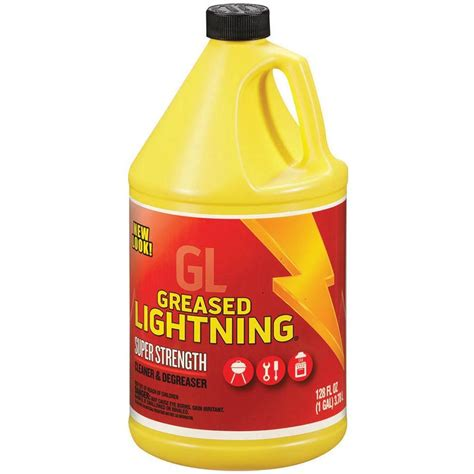 greased lightning 1 gal multi purpose cleaner and