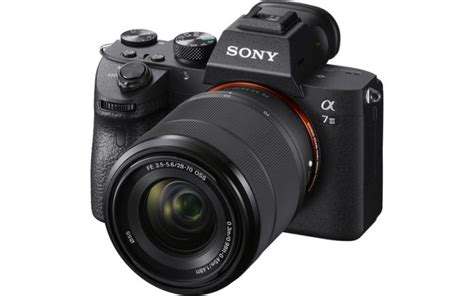 sony a7 price sony a7 iii frame mirrorless launched in india