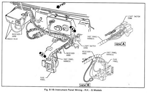 2002 Corvette Fuse Box Diagram