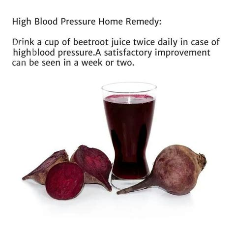 high blood pressure home remedy health tips