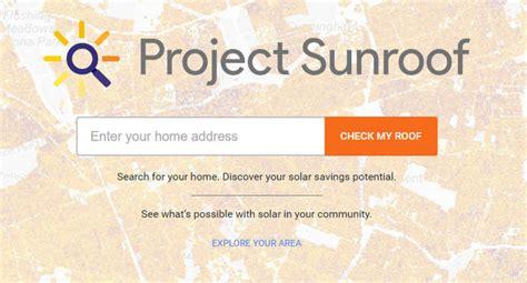 project sunroof google 171 inhabitat green design google expands project sunroof to explore whole community