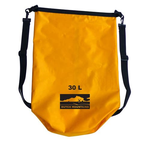 Drybag 30 Liter Bag 30 Liter Limited mac gyver bag rugzak 30 liter 15 95 kofferstunter nl