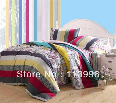 Thick Comforter Sets by Top Quality Thick Warm Sueded Cotton Bedding Set 4pcs
