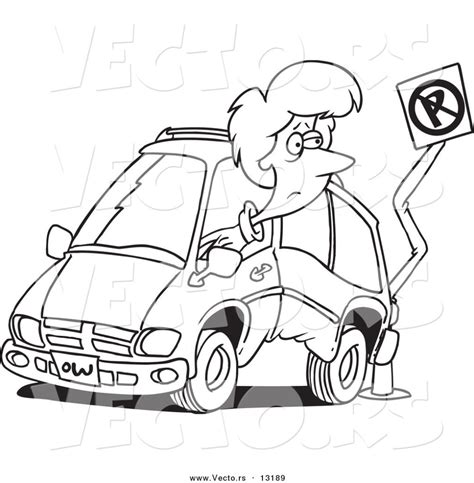 coloring page of car crash crash roayal free coloring pages