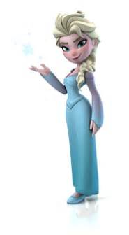 Disney Infinity Freezes Elsa World Of Cars Wiki Fandom Powered By Wikia