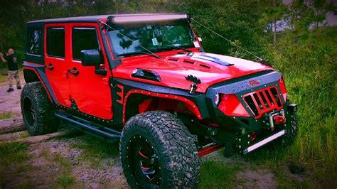 kraken jeep kraken custom 2017 jeep wrangler roading 4