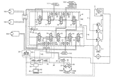 pneumatic diagram image gallery hydraulic schematic drawings