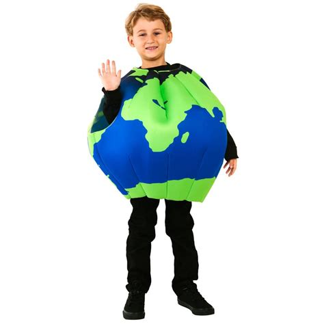 child earth costume costumeish cheap halloween