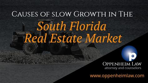 growth in s causes of slower growth in south florida real estate market floridaagents org 174
