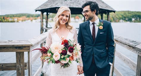 Real new england weddings boston magazine