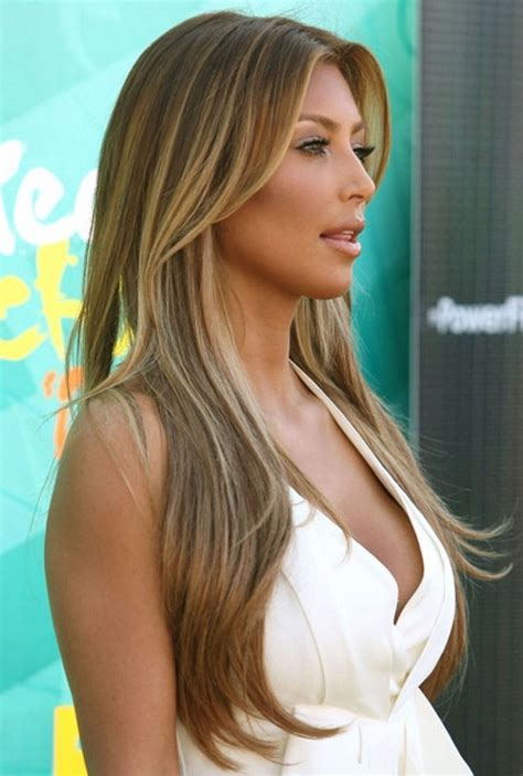 blonde pretty brown hair color blonde brown hair color pictures