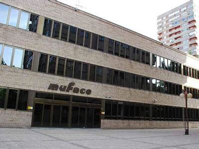 una oficina muface - Oficina Muface Madrid