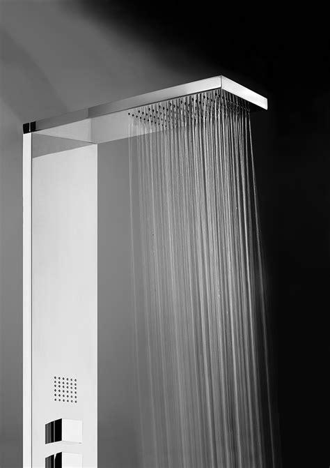 getto doccia colonne doccia manhattan panel 3 monocomando l00890