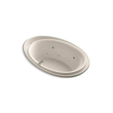 kohler purist bathtub kohler purist 6 ft acrylic oval drop in whirlpool bathtub