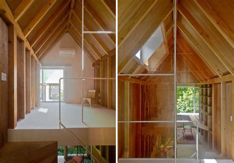 Long Kitchen Design atelier bow wow split machiya