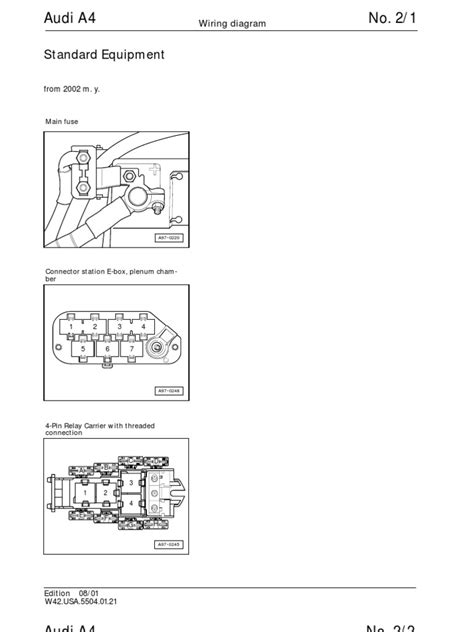 audi a4 b5 manual pdf wiring diagrams repair wiring scheme