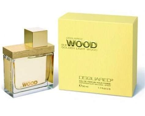 Parfum Wood she wood golden light wood dsquared 178 perfume a fragrance for 2011