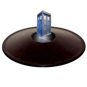 Dr who hologram projector iwoot