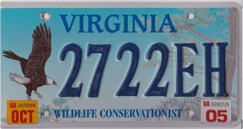 Va Vanity Plates by Virginia License Plates