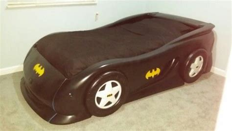 Batman Car Bed by Diy Batman Bed Tikes Cars Bed Boys Room