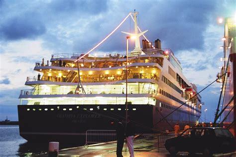 bari port panoramio photo of cruise ship docked at bari port