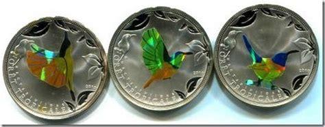 20 koin berbentuk aneh yang menjadi alat pembayaran sah angkatigabelas