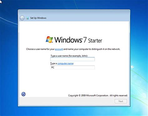 Windows 7 Starter Guide cambiare lo sfondo su windows 7 starter blogwolf