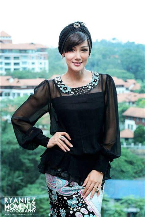 style erra fazira gambar artis artis malaysia berbuka puasa iniblogberita