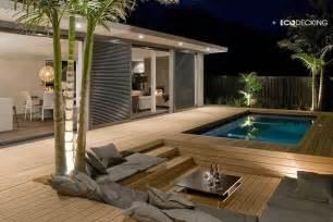 Patio Designs New Zealand Pool Deck Design Gallery Deck Decking Ideas Designs