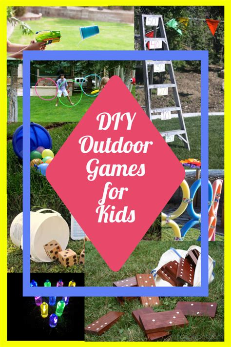 backyard kid games 10 super fun outdoor kids games that you can make yourself diy