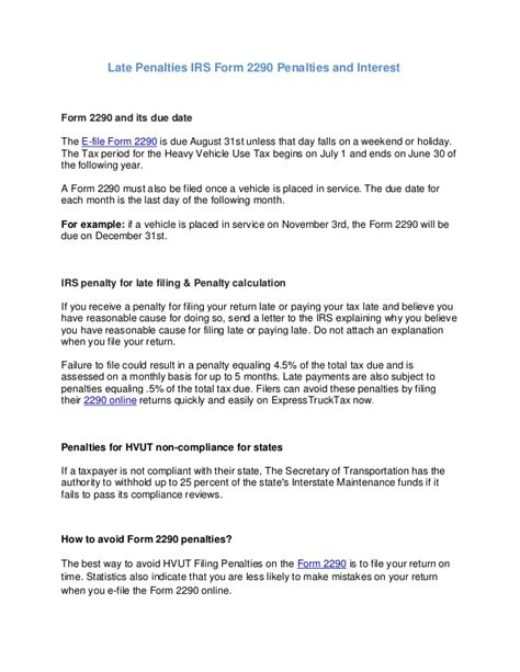 Explanation Letter Of Late Filing Irs Due Date Income Tax Return Sales Tax Information
