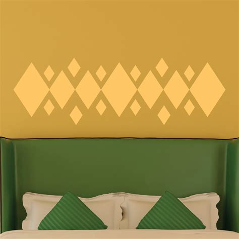 headboard wall art diamond headboard wall quotes wall art decal wallquotes com