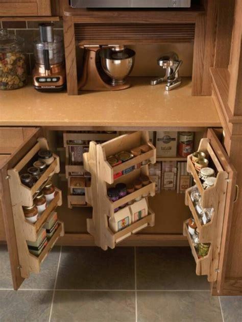 great kitchen storage ideas ordnung in der k 252 che schaffen kleine tipps f 252 r gro 223 en erfolg