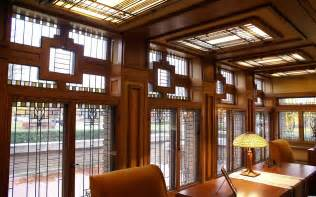 Frank Lloyd Wright Home Interiors designsbyfranklloydwright frank lloyd wright s meyer may house 1909