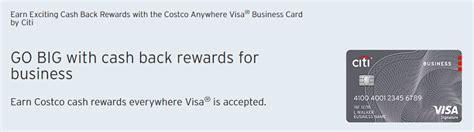 Citi Costco Business Card