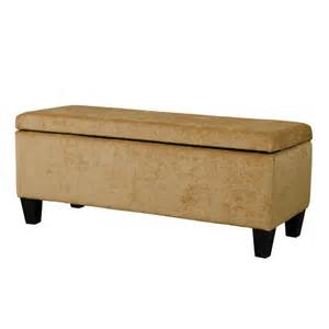 Upholstered Bedroom Storage Bench Benches Wayfair