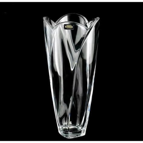 vaso cristallo vaso cristallo bohemia mod 003
