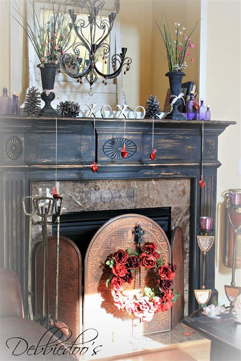 Paint Fireplace Surround by Painting The Fireplace Surround Debbiedoo S
