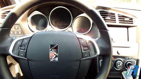 ds4 interni prova interni ds4 sport chic test drive