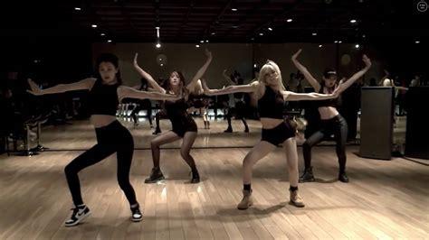 blackpink mirrored dance 블랙핑크 안무 연습 거울모드 blackpink dance practice mirrored