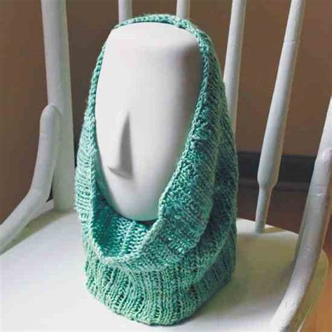 how to knit a cowl knit cowl pattern diy earth news