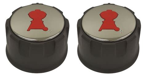 Weber Grill Knobs by 2 Weber Gas Grill Knobs For Spirit E 210 E 220 S 210