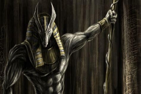 imagenes egipcias de anubis anubis dios del antiguo egipto 41014