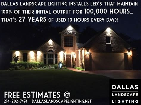 1000 Images About Led Lighting Installations By Dallas Landscape Lighting Plano