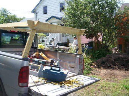 Diy Truck Ladder Rack by Diy Truck Bed Ladder Rack 2017 2018 Best Cars Reviews