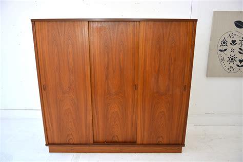 vintage teak wardrobe design