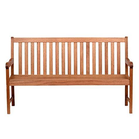 eucalyptus bench amazonia milano 5 feet eucalyptus bench outdoor benches